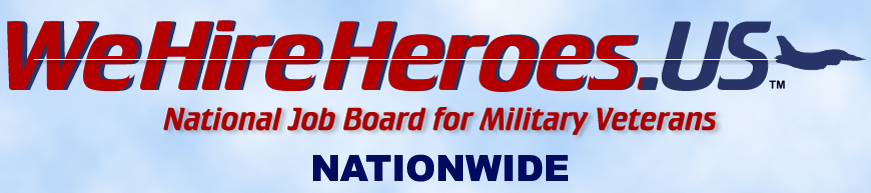 WeHireHeroes.US - Nationwide
