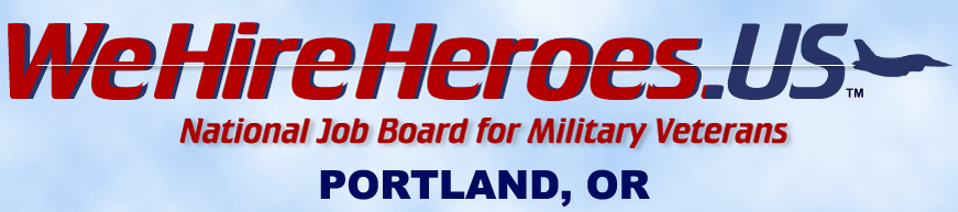 We Hire Heroes District of Columbia - Job Board for Military Veterans