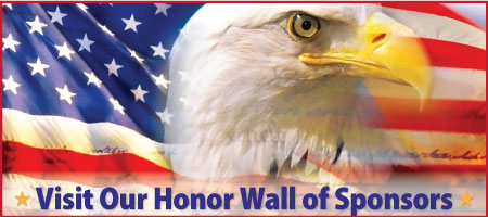 Visit our Honor Wall of Sponsors